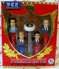 Pez Volume Viii Presidents Pez dispensers Blow Out Sale in gift boxes