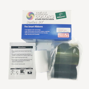 535000-003 Color Ribbon Kit For Datacard CP40 CP60 CP80 Printer YMCKT 500 Image