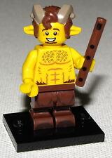 LEGO NEW SERIES 15 FAUN 71011 MINIFIGURE HALF MAN MINIFIG FIGURE