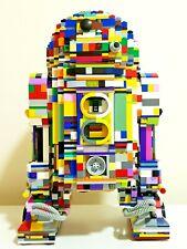 Lego Star Wars 10225 R2D2 R2-D2 MOC Psychedelic