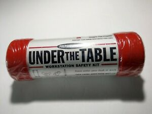 American Red Cross Safety Tube Emergency Under The Table Emergency Kit