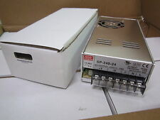NEW - Lot of 18 Mean Well Power Supplies SP-240-24 10AMP 240 WATT Power Supply
