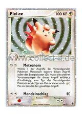 Pokemon EX Feuerrot & Blattgrün 106/112 - Pixi ex deutsch