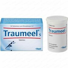 Traumeel S Pain Relief Homeopathic Anti Inflammatory Heel 50 tablets