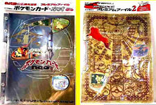 Pokemon Japanese Neo Genesis Series 1 and 2 Promo Sets New from 1999