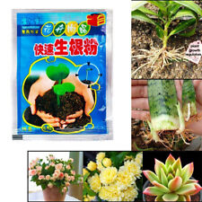 10X Fast Rooting Powder Hormone Growing Root Seedling Germination Cutting Plant