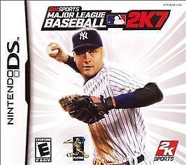 Major League Baseball 2K7 (Nintendo DS, 2007)