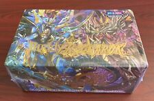 FUTURE CARD BUDDYFIGHT BFE-S-SS01A BUDDY RAGNAROK BOOSTER BOX SEALED (172 CARDS)