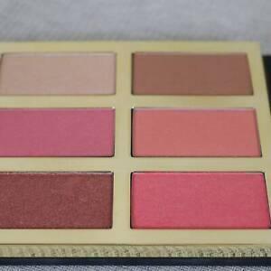 Tarte Tarteist Pro Glow & Blush Cheek Palette Full Size 6 Colors