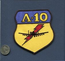 Classic Republic A-10 THUNDERBOLT II USAF AIR GUARD Squadron Patch