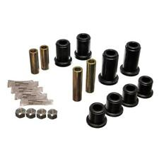 Energy Suspension Control Arm Bushing Kit 3.3185G; Black for Avalanche 2500 4WD
