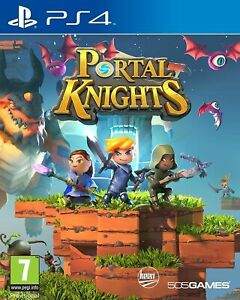 PORTAL KNIGHTS PS4 Same Day Dispatch 1st Class Super Fast Delivery Free
