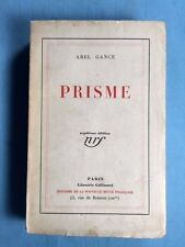 PRISME - SIGNED BY ABEL GANCE