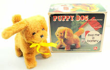 Vintage 60's Puppy Dog Bloodhound Battery Operated Toy