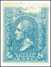 Scott # 79-E8 - 1867 - ' Washington ' - Essay on Onion Skin Paper *Rare*