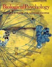 Biological Psychology by Klein, Steve, Thorne, B.Michael