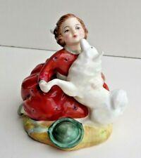 Vintage Retired Royal Doulton Figurine 'Home Again' Hn 2167 Gorgeous