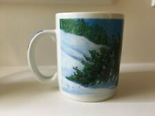 """Designed Exclusively for Starbucks Coffee Mug Theme """"Winter Christmas Tree Find"""""""