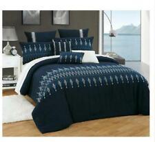 King Blue Duvet Sets