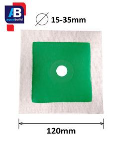 Strongest Elastic Waterproof Tanking Sealing Sleeve Membrane Pipe Collar 1-3cm Ø
