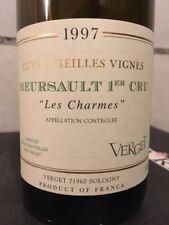 Verget Meursault Les Charmes Cuvée Vieilles Vignes 1997