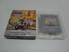 Druaga No Tou No Manual Nintendo Game Boy Japan