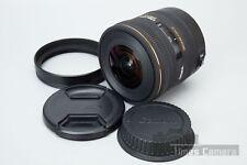 Sigma 4.5mm f/2.8 EX DC Fisheye HSM Lens for Canon AF EF Mount