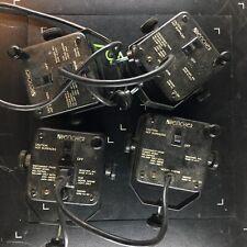 BENCHER tungsten Copy Lights Set Of 4