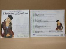 Mega Rare Christina Aguilera On Cover Compilation Singapore CD FCS8545