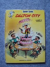 BD LUCKY LUKE DALTON CITY 1969