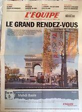 L'Equipe Journal 4/01/2005; Les temps fort de l'année/ Michalak/ Le Dizet
