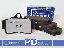 FOR PORSCHE 911 996 997 CARRERA S 4 REAR MEYLE PLATINUM PREMIUM BRAKE PADS SHIMS