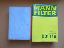 Mann air filter, VW Sharan Mk1 Seat Alhambra Mk1Ford Galaxy Mk1 All engines
