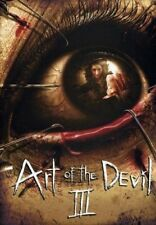 Art of the Devil 3 (DVD) 2010 i New Napakpapha Nakprasitte