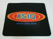 XSIQ Mouse Mat / Pad - Online Teaching & Learning Applications - Black with Logo