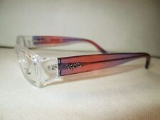 RAY BAN CHILDS GLASSES CLEAR PINK FULL FRAME RB 1512 3547 46-14 125 ex display