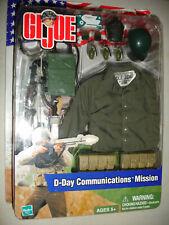 Rare 1:6 Gi Joe GIJOE WWII D-Day Communications Mission Set for 12