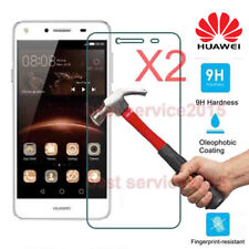 2Pcs 9H+ Premium Tempered Glass Screen Protector For Huawei Y3 II /Y5 II Y7 Y6