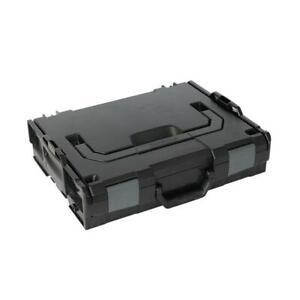 Sortimo Systemkoffer L-Boxx 102 schwarz / Industrial Line passend zu Bosch