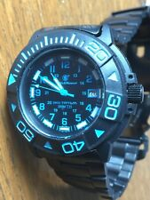 Smith and Wesson Tritium Diver Military Watch H3 - T25 -  Field Watch