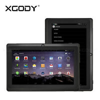 "XGODY Android 8.1 Oreo 8GB 7"" IPS Tablet PC WIFI HD Dual Camera Bluetooth T702"