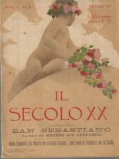 The Secolo Xx - Year X - N.5 - May 1911  Brothers Treves 1911