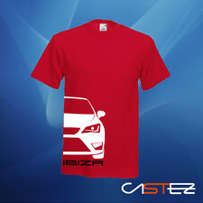 Camiseta coche racing rally basado seat ibiza 6j fr cupra german ENVIO 24/48h