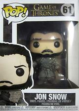 GAME OF THRONES Jon Snow (Beyond the Wall) Vinyl Figur - Funko Pop!