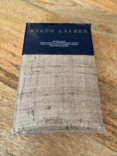 New listing Ralph Lauren Cecily Keeton Tan Silk Euro Pillow Sham, $285 msrp