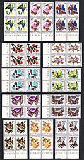 Butterflies Rwandan Stamps