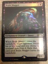 Magic The Gathering Friday Night Magic Foil Brain Maggot Card