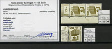 Briefmarken aus Berlin (1949-1990) mit BPP-Fotobefund