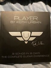 Player By Keith Urban 30 Songs In 30 Days Dvd Lesson-Set - learn to play!