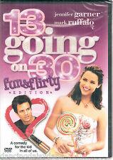 13 Going on 30: Jennifer Garner, Mark Ruffalo Fun Flirty Family Comedy Movie DVD